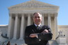 At United States Supreme Court Building- 
