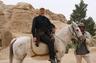 Visit to Petra in Jordan in 2014.