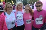 Race for the Cure! My family in pink!!