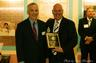 November 2012, Joseph Gufford received the 19th Judicial Circuit Pro-Bono Service Award for his pro bono work with the poor. Pictured are Joe Gufford and Chief Circuit Judge, Steven J. Levin