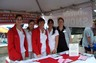 Our staff and our participation at Canada Fest on Hollywood Beach in 2010.  It was great to meet so many Canadians in Florida!