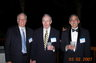 Alan Judge William McCarthy and Len Nason, inductees in the College of Workers Compensation Lawyers Naples Florida