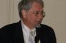 Giving speech to Clatsop Association of Realtors