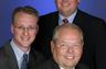 John Haslam, Wayne Wilson, Dan Purtell