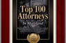 Car accident lawyer George Patterson has been recognized as one of the top 100 lawyers in the state of Maryland by Super Lawyers.