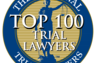 Personal injury lawyer George Patterson has been recognized as a Top 100 trial lawyer by the National Trial Lawyers.