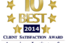 AIDUIA 10 Best of 2014 Award - Thomas Carroll Blauvelt