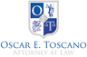 Oscar E. Toscano, Attorney at Law Logo