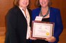 2011 Pro Bono Attorney Award presented by Supreme Court Justice Barbara Madsen