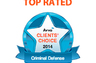 David Courie is selected as an AVVO Clients' Choice for 2014!