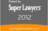 Superlawyers Rising Star 2012