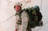Bruce in Operation Iraqi Freedom.