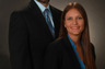 Attorney Michael Ferrin and Attorney Victoria L. Anderson