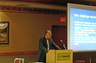 Mr. Foote teaching OUI/DUI defense to lawyers at Advanced DUI Seminar, Albuquerque, NM - 2007