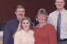 Swearing In with City of Pasadena, 1998, with my wonderful family