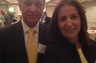 My partner, Zohreh Mizrahi, Esq. and I at a MCLE event hosted by the Iraninan American Lawyers Association.
