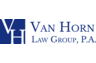 Take your first step to financial freedom, call Van Horn Law Group.