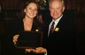 Kristin, with former Chief Justice of the Kentucky Supreme Court, Hon. Joseph E. Lambert, receiving the Kentucky Legal Education Opportunity (KLEO) scholarship in 2006.