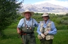 Fishing with Justice Sandra Day O'Connor in Idaho 2009