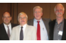 I was attending a DUI Law Update seminar in 2011, where Frank Gomez (far left) and Bubba Head [standing next to me] (co-authors of The Georgia DUI Trial Practice Manual) and Dr. Alan Wayne Jones from Sweden (one of the seminar speakers) posed with me.