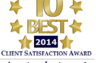 "2014 AIDUIA ""10 Best"" Attorneys in the State of Missouri"