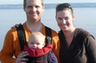 Kyle Olive lives on Vashon Island, Washington with his wife and their son.