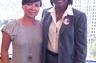 Attorney Anna E. Meddin and Val Demmings, former Chief of the Orlando Police Department and 2012 Democratic nominee to represent Florida's 10th congressional district in the House of Representatives.