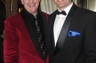 With Louis Prima, Jr.