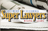 Souther California Super Lawyers - Rising Star 2009 - Immigration Law