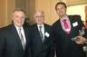 Senator Dick Durbin, Attorney Daniel Wigon, and myself