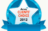 2012 - Client's Choice Award