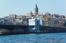 The Galata Bridge, Istanbul, Turkey