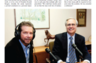 Chester County Life Magazine Runs A Feature Story On Stephen Karp And Peter Hart's Radio Program, Legal Talk, In Their January/February 2012 Issue.