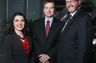 Our bankruptcy team: From left to right: Denise Trujillo, Chris Gatton and Dave Giddens