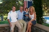 Attorney Michael Bouldin together with his family, Fall, 2013.