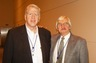 Mr. Head with his friend & world-renown toxicologist Dr. A. W. Jones from Sweden.  This photo was taken at the AAFS.org conference in Denver, Colorado in February 2009.  Dr. Jones lectured on the similarities of impairing effects of GHB and alcohol.
