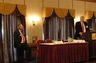 "Mr. Head speaking at Seminar in St. Simons Island, GA, September 2010, ICLE ""Urgent Legal Matters"". Cobb Superior Court Judge James (Jim) Bodiford (standing to left side of photo) was one of several speakers at this program."