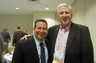 Jose Baez and Bubba Head at AAFS conference, February 2012