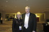 TV FBI Profiler, Dayle Hinman of Florida.  AAFS conference in Atlanta. February 2012
