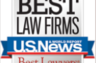 An additional year of being voted by U S News & World Report - Best Law Firms for 2013.