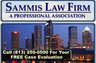 Jason Sammis is a criminal defense attorney for misdemeanor and felony cases throughout Tampa Bay. Call for a free, confidential consultation 813-250-0500.