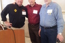 Jeff Meadows, Rob Calesaric and Terry Rudes at the 2013 OACDL DUI Seminar.