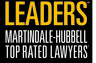 Legal Leaders Martindale-Hubbell Top Rated Lawyers 2013
