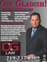 Griffith Personal Injury Lawyer David Stephen Gladish