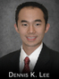 West Covina Estate Planning Attorney Dennis Kun-Ying Lee