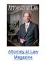 Atlanta Environmental / Natural Resources Lawyer Vernon Robert Denham Jr.