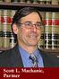 Ashland Insurance Law Lawyer Scott L. Machanic