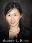 Diamond Bar Intellectual Property Law Attorney Audrey Lily Khoo
