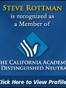 California Arbitration Lawyer Steven Jan Rottman