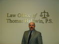 Puyallup Real Estate Attorney Thomas Alan Baldwin JR